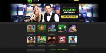 Freispiele und neue Jackpots im 888 Casino