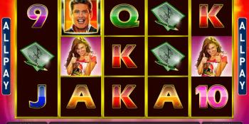 Hoffmania der Spielautomat mit Starfaktor