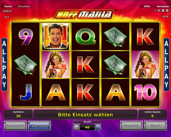 Spielautomat Novoline