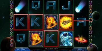 Ultimate Universe mit Jackpot