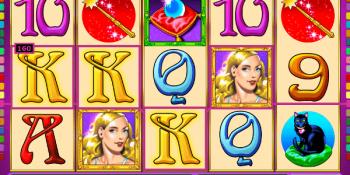 Magic Princess von Novoline