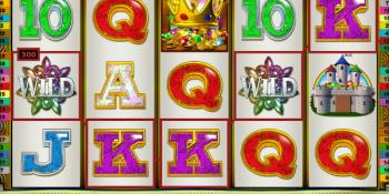 Rainbow King von Novoline