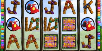 Rumble in the Jungle von Novoline