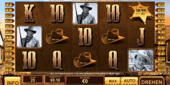 John Wayne von Playtech
