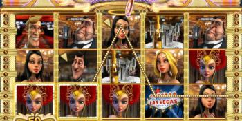 Mr. Vegas mit Jackpot
