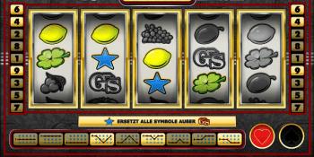 Grand Slam Casino von Novoline