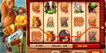 Jackpot Jockey von 888