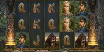 King Kong Island of Skull Mountain von Amaya Gaming