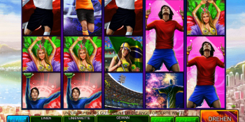 Football Carnival von Playtech