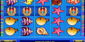 Der Spielautomat Wild Shark von Amatic