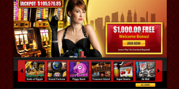 Am Super Sevens Slot im August 300 Dollar gewinne