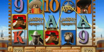 Der Spielautomat Rango im iw Casino