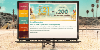 777 Casino mit besonderer Aktion zum Valentinstag