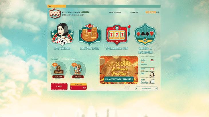 online casino mit startguthaben  spielen