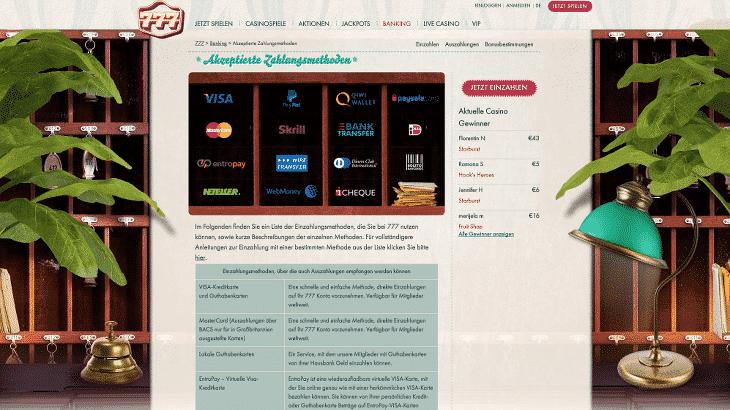 auszahlung luxury casino