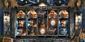House of Fun von BetSoft Gaming