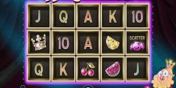 Der neue Spielautomat King of Slots im iw Casino