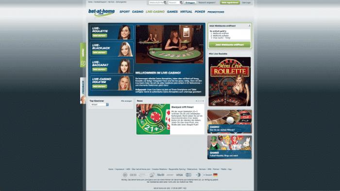 Casino online bg audio