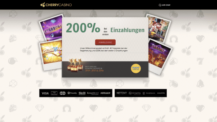 Online casino nulled