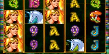 Elven Princess mit Jackpot