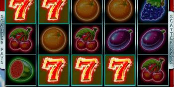 Spinning Fruits mit Jackpot