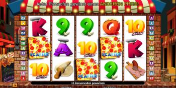 Der Pizza Price Spielautomat im Mr Green Casino
