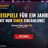 Auszahlungsdauer im Slots Magic Casino