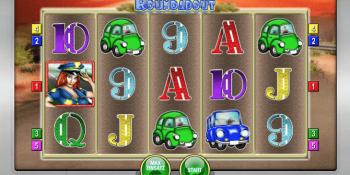 Der Spielautomat Roundabout im Sunmaker Casino