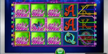 Der Spielautomat Metamorphosis im Sunmaker Casino