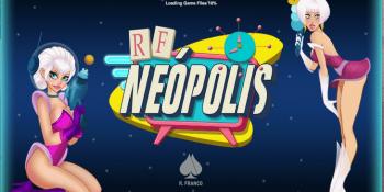Der Neopolis Spielautomat im CherryCasino