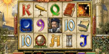 Nostradamus von Playtech
