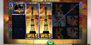 Der Spielautomat Texas Tycoon im Sunmaker Casino