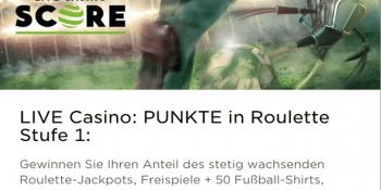 Der Roulette-Jackpot wächst im Mr Green Casino