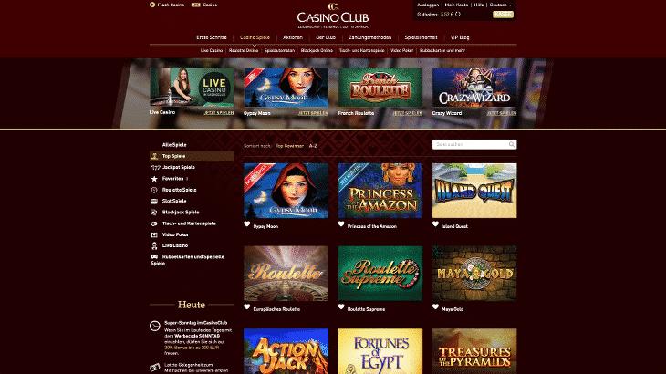 casinoclub_spiele