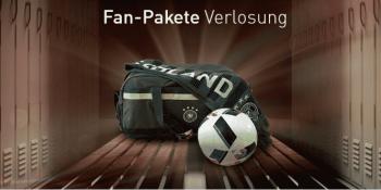 Im CasinoClub kannst du ein Fußball Fan-Paket gewinnen