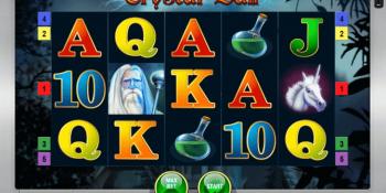 Der Spielautomat Crystal Ball im CherryCasino