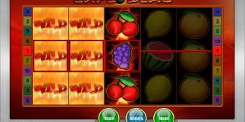 Der Spielautomat Explodiac im CherryCasino