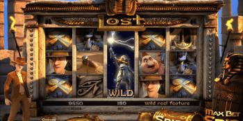 Der Spielautomat Lost im IW Casino
