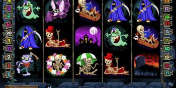 Der Grave Grabbers Spielautomat im IW Casino