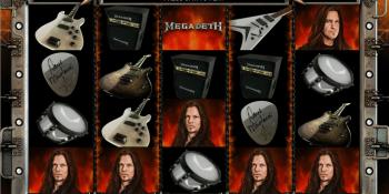 Megadeth von Leander Games
