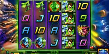 Green Lantern von NextGen Gaming