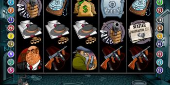 Der Reel Gangsters Spielautomat im IW Casino