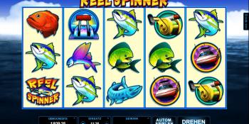 Der Spielautomat Reel Spinner im CherryCasino