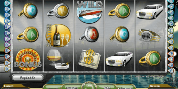 Mega Fortune mit Jackpot