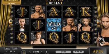 Casino Reels mit Jackpot