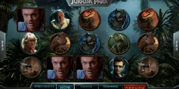 Jurassic Park von Microgaming