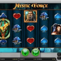 Mystic Force von Bally Wulff
