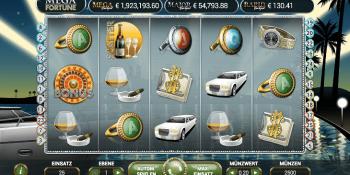 Dreimal hintereinander Gewinne bei Mega Fortune ausgezahlt