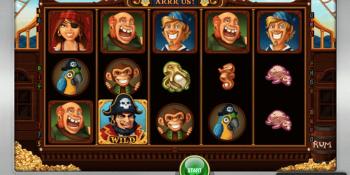 Pirates Arrr Us von Merkur