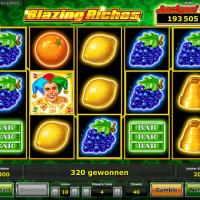 Blazing Riches von Novoline